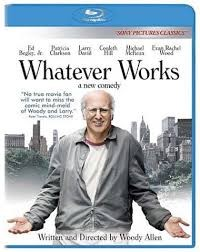 WHATEVER WORKS BLU-RAY