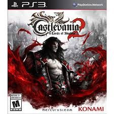 SONY Sony PlayStation 3 Game CASTLEVANIA LORDS OF SHADOW 2