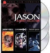 JASON SLASHER COLLECTION DVD