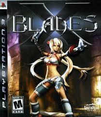 SONY Sony PlayStation 3 Game X BLADES