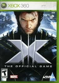 MICROSOFT Microsoft XBOX Game X THE OFFICIAL GAME