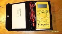EMCO Multimeter DMR-3800