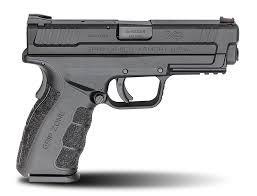 SPRINGFIELD ARMORY Pistol XD-40 MOD 2 (XDG9102HC)