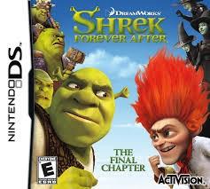 NINTENDO Nintendo DS Game SHREK FOREVER AFTER