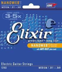 ELIXIR 12102 STRINGS