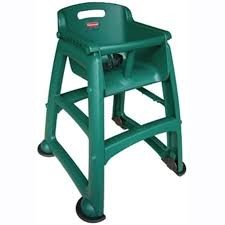 RUBBERMAID Miscellaneous Furniture HIGH CHAIR