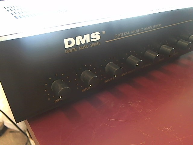 DMS Digital Media Receiver DMS3040