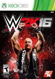 MICROSOFT Microsoft XBOX 360 Game WWE 2K16 - XBOX 360