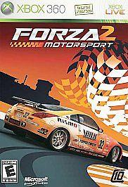 MICROSOFT Microsoft XBOX 360 Game FORZA 2 MOTORSPORT - XBOX 360