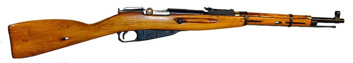 MOSIN NAGANT Rifle M91/59