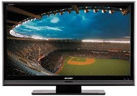 SHARP Flat Panel Television LC-52D65U