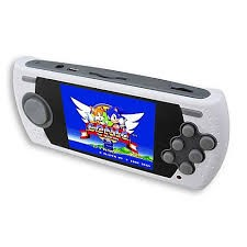 SEGA Handheld Game GENESIS ULTIMATE PORTABLE GAME PLAYER