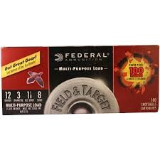 FEDERAL AMMUNITION Ammunition 12 GA VALUE PACK