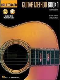 HAL LEONARD Non-Fiction Book GUITAR METHOD BOOK 1 W/CD