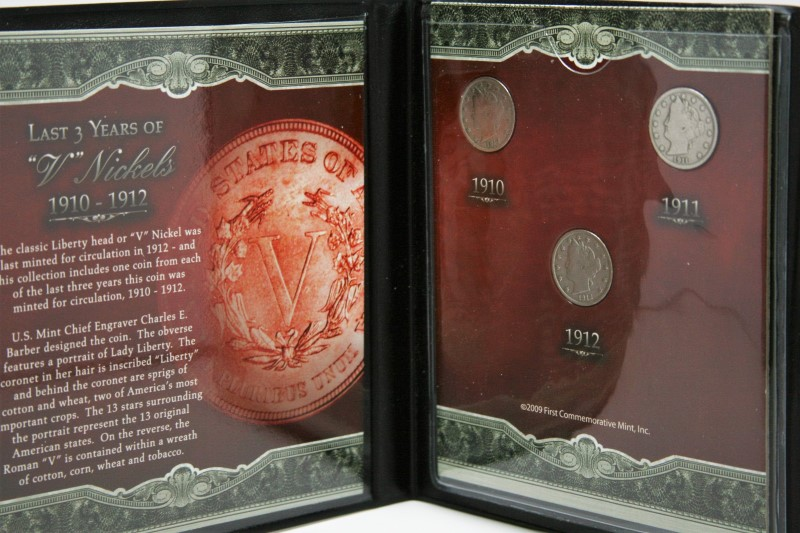 UNITED STATES FIRST COMMEMORATIVE MINT INC.