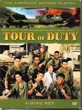 DVD BOX SET DVD TOUR OF DUTY SECOND SEASON