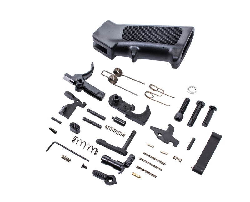 CMMG Firearm Parts PREMIUM LOWER PARTS KIT
