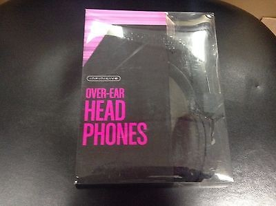 INFINITIVE Headphones OVER EAR HEAD PHONES
