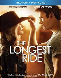 BLU-RAY MOVIE Blu-Ray THE LONGEST RIDE