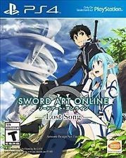 SONY Sony PlayStation 4 Game SWORD ART ONLINE - PS4
