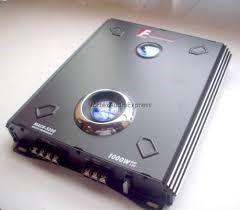 AMERICAN RACING Car Speaker Cabinet MACH-5230