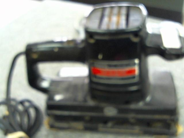 CRAFTSMAN Vibration Sander DUAL MOTION SANDER