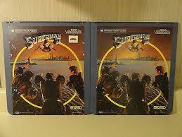 CED Vintage Movie & Photography SUPERMAN II