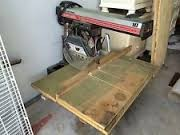 CRAFTSMAN Radial/Chop Saw 121-28