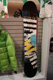 MISSION SIX Snowboard WRECKER 155