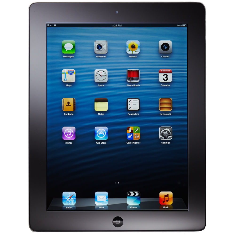 APPLE Tablet IPAD MD511LL 32GB - 4TH GENERATION