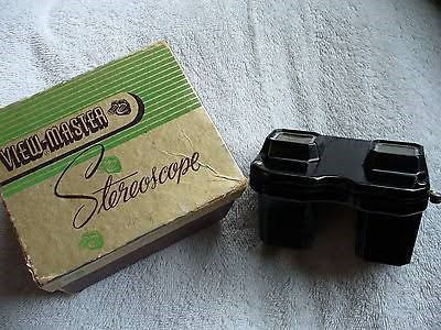 VIEW-MASTER Entertainment Memorabilia STEREOSCOPE