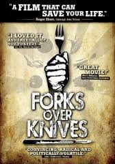 DVD MOVIE DVD FORKS OVER KNIVES