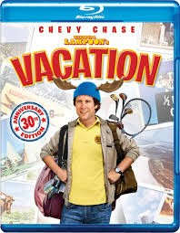 BLU-RAY MOVIE Blu-Ray NATIONAL LAMPOON'S VACATION