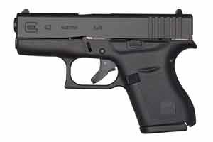 GLOCK Pistol 43 (PI-43502-01)