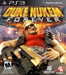 SONY Sony PlayStation 3 Game DUKE NUKEM FOREVER PLAYSTATION 3
