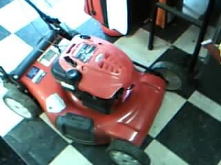 TORO Lawn Mower 12AG836E011