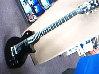 Agile 727 7-String Electric Guitar