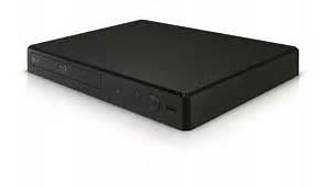 LG Blu-Ray Player BLUE RAY BP350