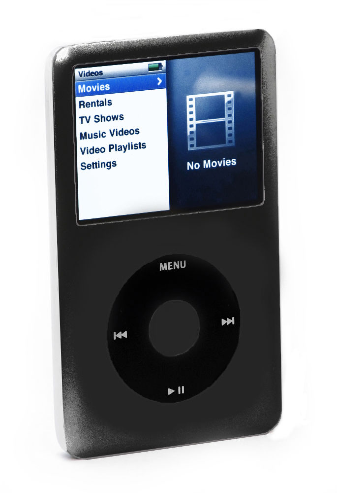 Apple iPod Classic 160gb Black 7th Generation MC297LL/A