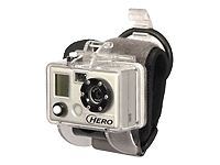 GoPro HERO 3 Silver Action Camcorder CHDHN-301