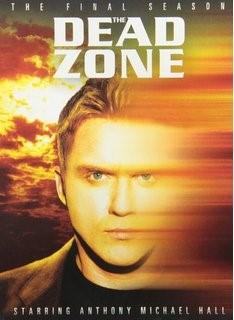 Dead Zone - Season 6 The Final Season - 3 DVD Box Set - FREE SHIPPING !!