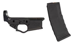 ATI FIREARMS Receiver OMNI LOWER WITH 30 RD. MAG