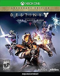 MICROSOFT Microsoft XBOX One Game DESTINY THE TAKEN KING LEGENDARY EDITION