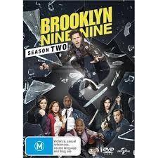 DVD BOX SET DVD BROOKLYN NINE-NINE SEASON 2