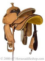 BILLY COOK Horse Tack ROPING SADDLE