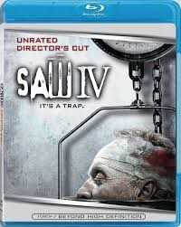 BLU-RAY MOVIE Blu-Ray SAW IV