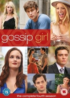 DVD BOX SET DVD GOSSIP GIRL FOURTH SEASON