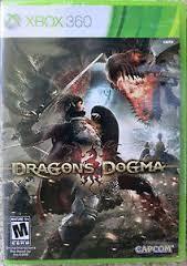 MICROSOFT Microsoft XBOX 360 Game DRAGONS DOGMA