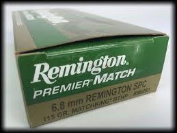 REMINGTON FIREARMS Ammunition RM68R1