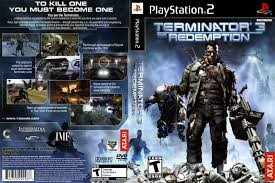SONY Sony PlayStation 2 Game TERMINATOR THE REDEMPTION PS2